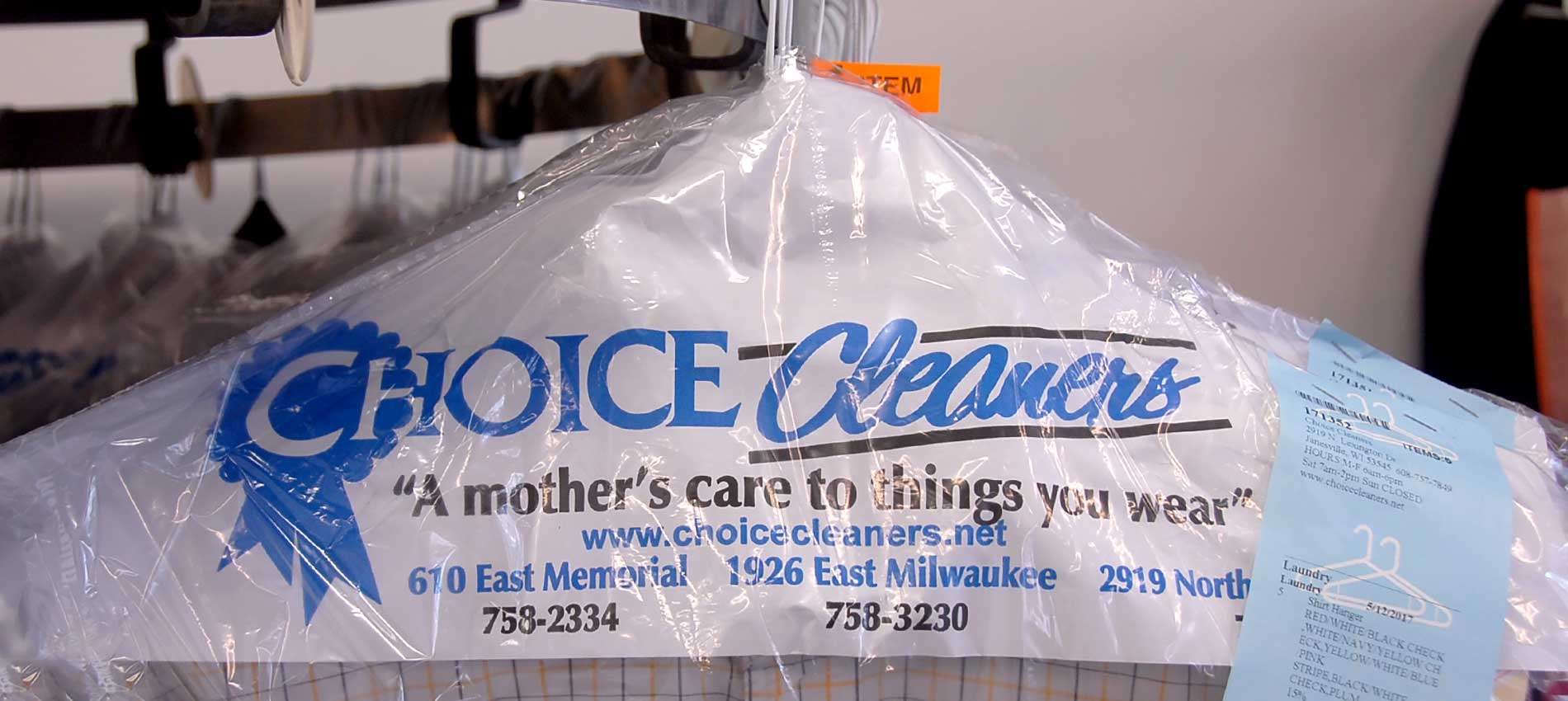 Choice Cleaners